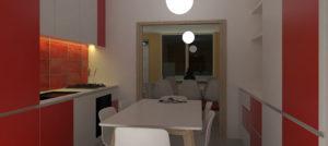 Lotto B Zocco d'Erbusco, vista interno - Beni Immobili