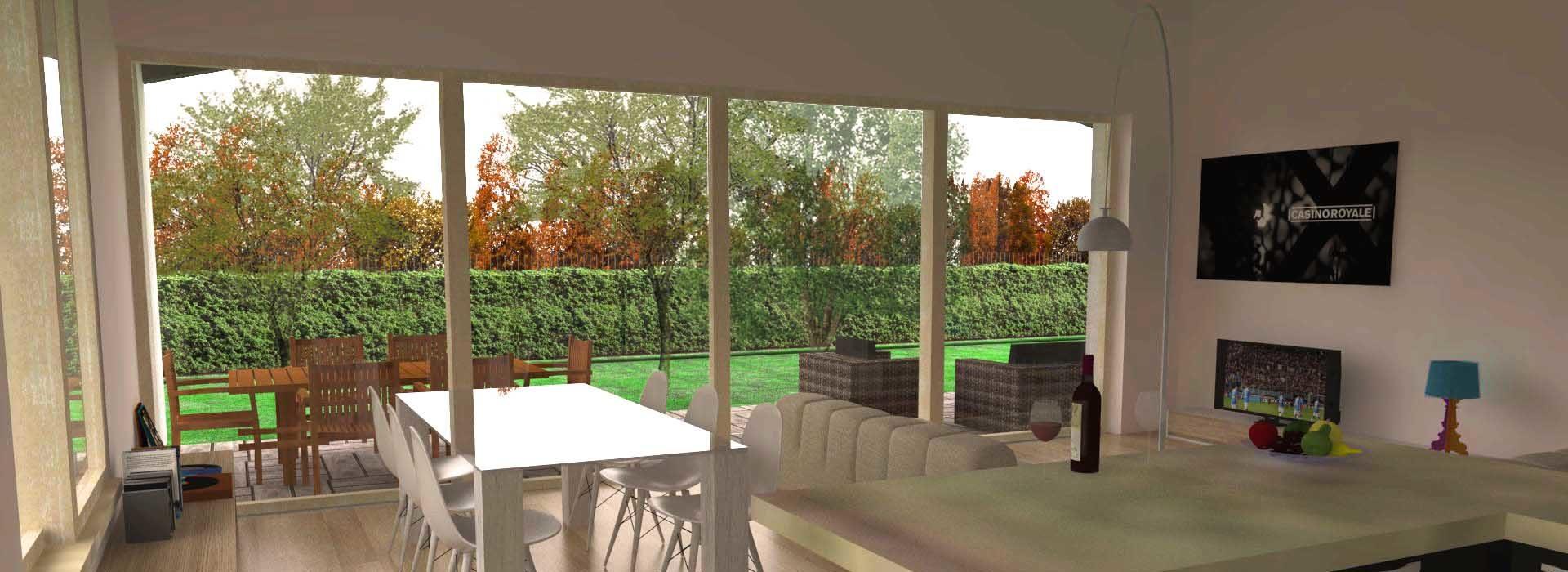 Villa via Pialorsi interno - Beni Immobili srl